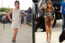 Cheryl Cole vs Paula Abdul: The Chicago round