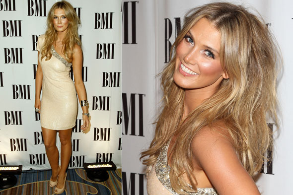 Delta Goodrem at the BMI music awards