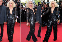 Hot or not: Gwen Stefani's daring jumpsuit