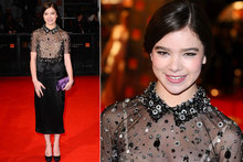 14-year-old Hailee Steinfeld named face of Miu Miu