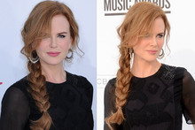 Hot or Not: Nicole Kidman's side plait