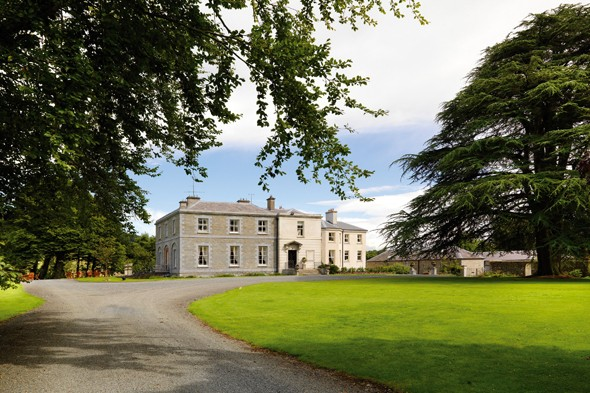 Tankardstown House hotel, Ireland