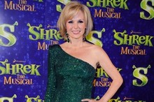 Hot or not: Amanda Holden's glittering emerald minidress