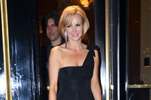 Hot or not: Amanda Holden's ruffled LBD