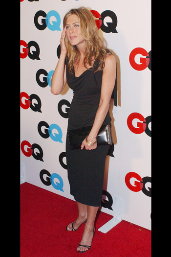 GQ Men of the Year party - 1 Dec 2005