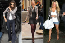 Fashion face-off: Blake Lively, Katie Holmes and Jessica Simpson in Isabel Marant