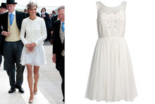 Kate Middleton's Reiss Epsom races dress is instant sell-out