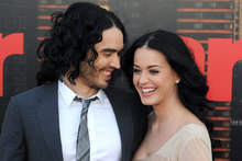 Inside Katy Perry and Russell Brand's new $6.5million Hollywood home