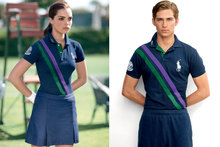 Ralph Lauren celebrates 125 years of Wimbledon with new tennis uniforms