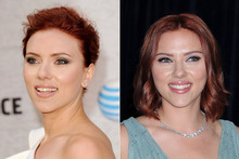 Scarlett Johansson gives her locks the chop - or does she?