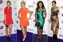 All the fab frocks (and one crazy dress) from the pre-Wimbledon Party