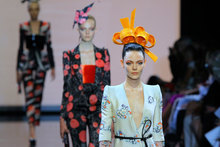 Couture Review: Armani Prive a/w 2011