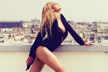 VIDEO: Behind the scenes on Beyonce's album photoshoot in Paris