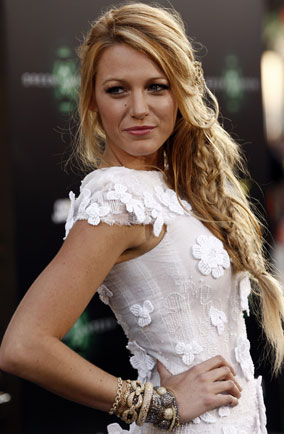 Blake Lively set to become brand ambassador for Stella McCartney in America