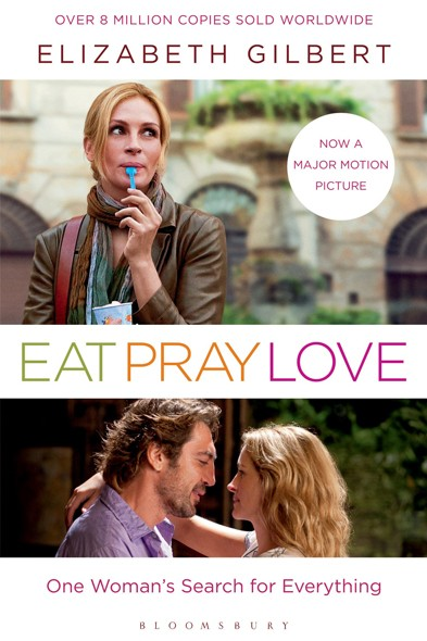 Best for inspiration: Eat, Pray, Love