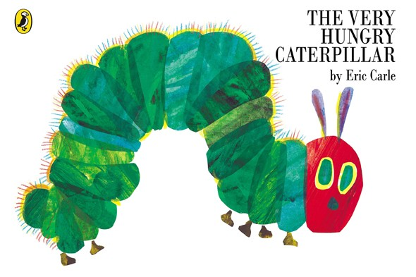 Best for reading the little one in your life: The Very Hungry Caterpillar