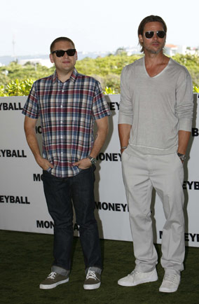 Brad Pitt Moneyball pictures