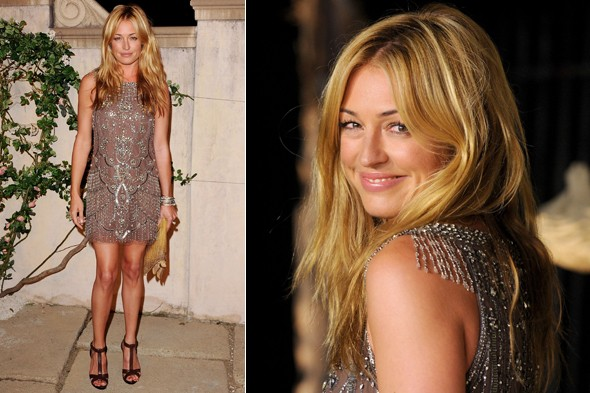 Cat Deeley at the Muta Miu Miu party in Beverly Hills