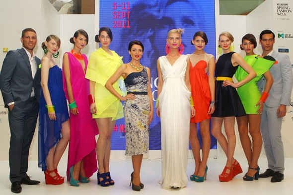 Dannii Minogue announced as ambassador for Melbourne Spring Fashion Week