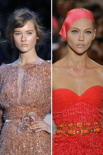 Elie Saab and Giambattista Valli