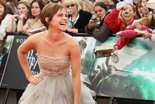 Red carpet pics: Final Harry Potter premiere in Trafalgar Square