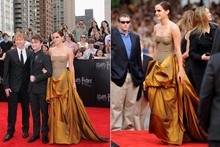 Emma Watson makes a style statement at Harry Potter premiere in New York