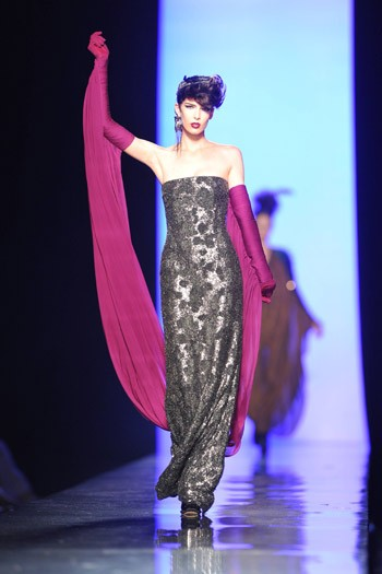 Couture Review - Jean Paul Gaultier