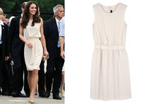 Duchess Kate's Canada tour Joseph dress is another instant sell-out