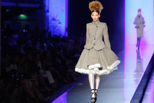 Couture Review: Jean-Paul Gaultier a/w 2011