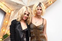 Kelly O and Pixie Geldof join fashion pack for Net-a-Porter and D&G party