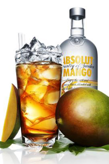Absolut Mango Twist