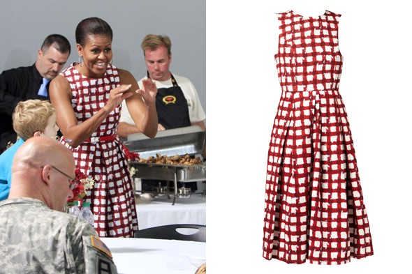 michelle-obama-asos-dress