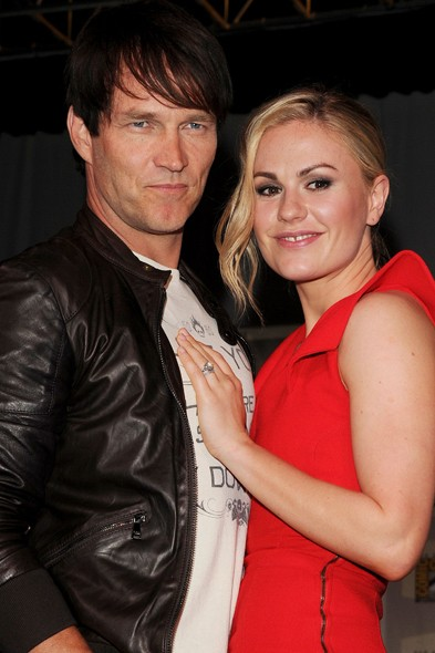 Day three: Stephen Moyer and Anna Paquin