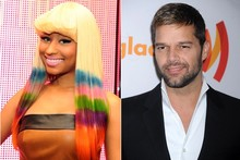 Revealed: Nicki Minaj and Ricky Martin are the new faces of Mac Viva Glam