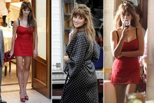 Penelope Cruz is red hot on set of Woody Allen's latest film