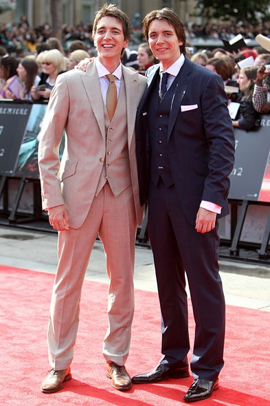 Oliver and James Phelps