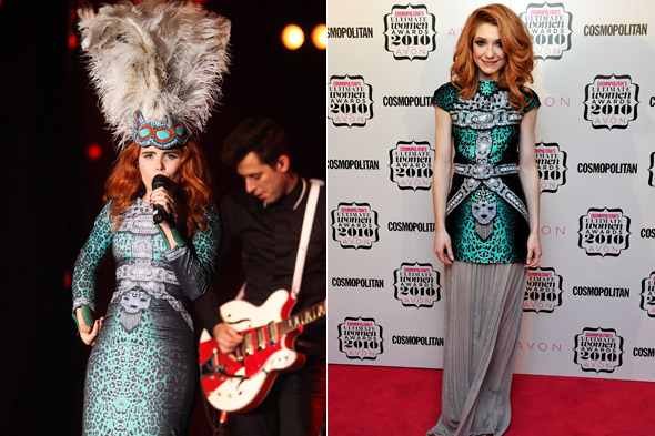 Paloma Faith vs Nicola Roberts