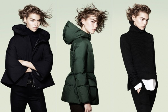 The final Jil Sander for Uniqlo +J collection sneak preview