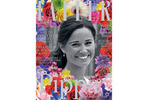 Pippa Middleton is Tatler's August cover star - see it in full here!