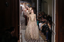 Couture Review: Valentino a/w 2011