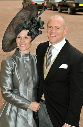 Zara Phillips, Mike Tindall, Royal Wedding, Duke of Cambridge, Duchess of Cambridge, Queen, AOL, MyDaily