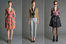 Banana Republic Mad Men collection available online