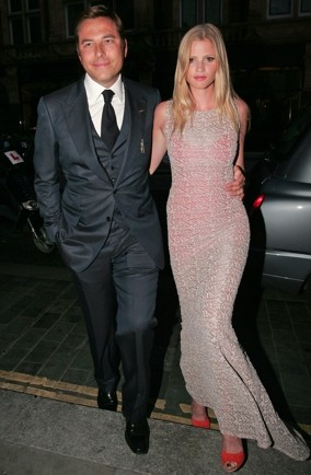 lara-stone-david-walliams-40th-birthday-scotts-restaurant-mayfair-london