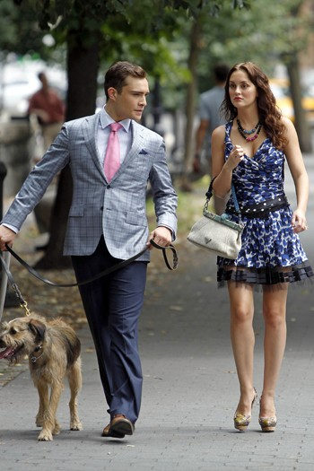 Gossip Girl's most stylish couple reunite?