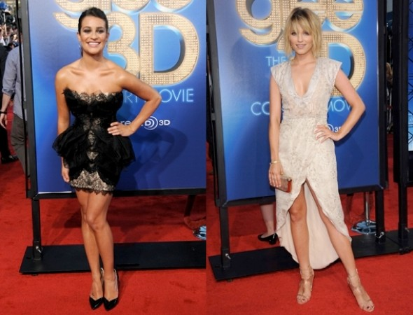lea-michele-dianna-agron-Glee-3D-movie-premiere-pics