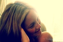 Revealed: Adorable first picture of Kate Hudson and baby Bingham