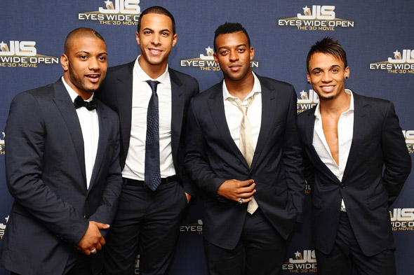 All of JLS