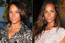 Has Leona Lewis gone for the chop?