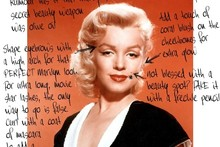 Anatomy of a beauty icon: Marilyn Monroe