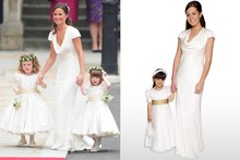 Pippa Middleton bridesmaid dress replicas hit Debenhams